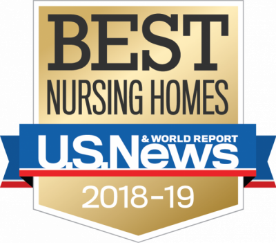 60 West, iCare Health Network, US News and World Report Best Nursing Home 2018-2019